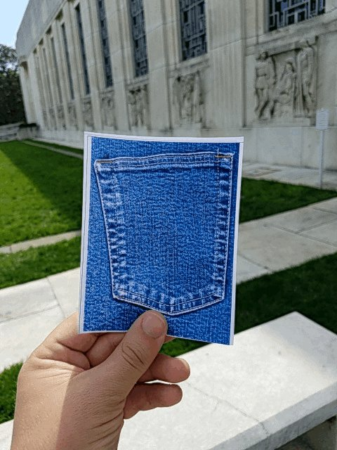 It's #PoemInYourPocketDay! Need a poem? Drop by the Folger's Visitor L...