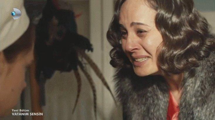 Hilal, biraz da olsa Veronika'nın endişesini gideriyor! #SeviyorumOnu...