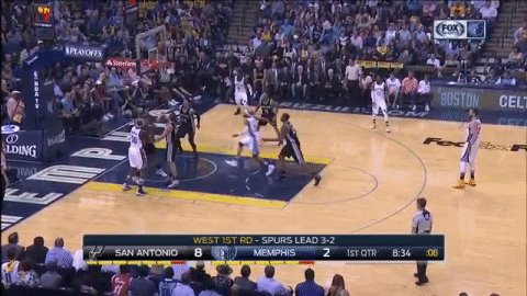 WELCOME TO GAME 6 VINCE CARTER. #BelieveMemphis https://t.co/W4r2aZyKT...