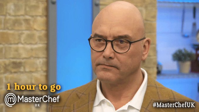 It's almost time for the first serving of semi-finals week. #MasterChefUK https://t.co/DEQHmNxkxP