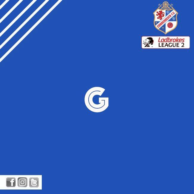 Cowdenbeath 1-0 @ForfarAthletic. Robbie Buchanan gives us the lead wit...