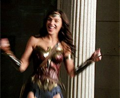Happy Birthday to the Wonderful Gal Gadot!! Can\t wait to see you kick some ass