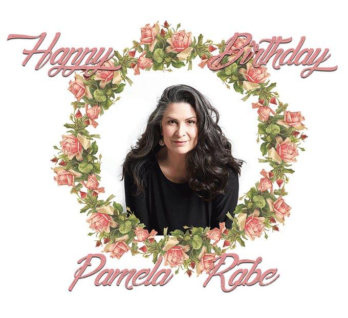 Happy Birthday Pamela Rabe !!