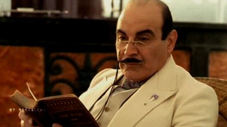 A happy 71st birthday to David Suchet, forever immortalised as a favourite of many for his turns as Hercule Poirot.