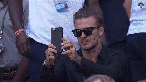 Happy Birthday to David Beckham