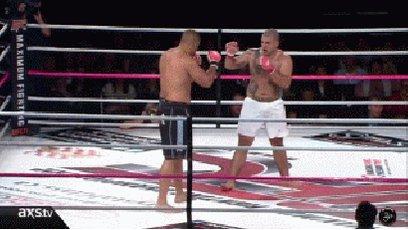 #ThrowbackThursday @AHamilton_MMA #THEMFC #MMA #KNOCKOUT