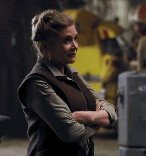 Rest in peace, Carrie Fisher. May the force be with you. https://t.co/HlImNEZ93J