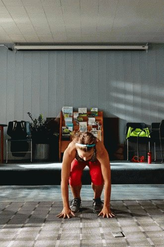 Burpees. Lots and lots of burpees. #ShouldBeAllowedAtWork https://t.co...
