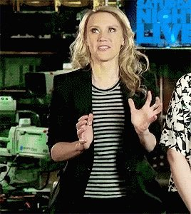 Happy birthday to the beautiful and hilarious kate mckinnon