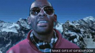 Happy Birthday R. Kelly may you continue to step in the name of love