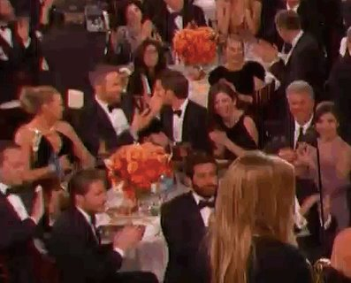Ryan Reynolds and Andrew Garfield kissed after Gosling won their #GoldenGlobes category https://t.co/IjjTk6Vrs2