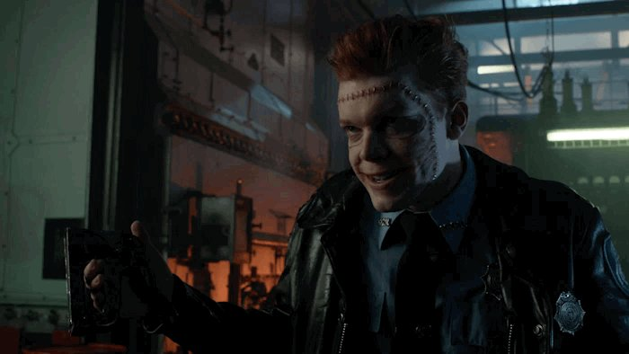 The face does not look good. #Gotham https://t.co/9VUhFoo3vH
