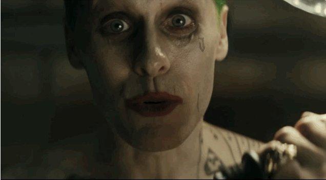 ESQUADRÃO SUICIDA indicado a melhor cabelo e maquiagem do #Oscars2017...