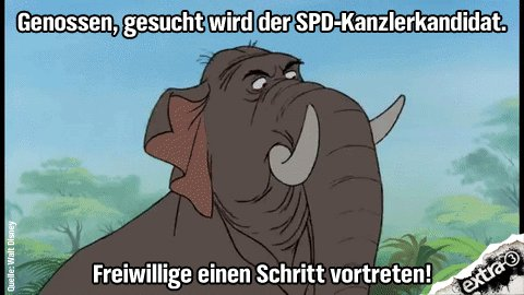 Kanzlerkandidatur? #Gabriel will nicht! #SPD (REPOST) https://t.co/6NW...
