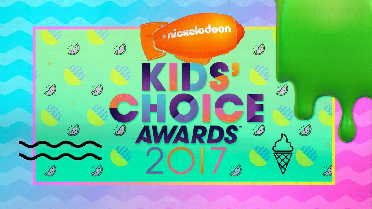 That's right, @NickelodeonTV ... I'm hosting the Kids' Choice Awards!...