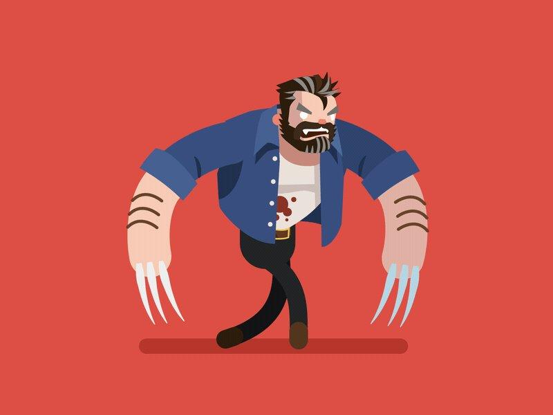 @RealHughJackman @WolverineMovie tear it up, Logan. https://t.co/znSJbKkasf
