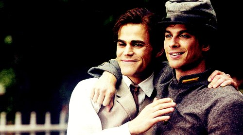 I know they're all evil now but boy did I miss those Salvatore Bros. being back together #tvd https://t.co/XREvqwj8IO