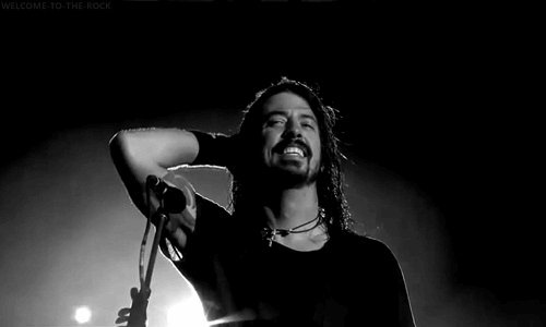 Happy Birthday Dave Grohl. We\re setting up a great party with on July 7th.