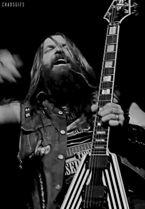 Happy birthday Zakk Wylde!
