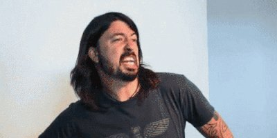 I almost forgot! Happy birthday to Dave Grohl!