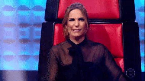 Rainha demais! 😂 #TheVoiceKids #TheVoiceKidsBr https://t.co/L8gBZlJnhq