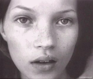 God save the queen! Happy birthday Kate Moss!