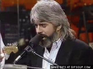 Happy birthday to you...  ~A hoarse Michael McDonald