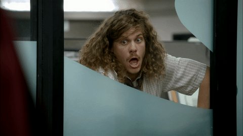 That was …weirder than before. #Workaholics https://t.co/iGZWpH8lG1