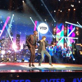 .@guillaumecanet et @Ahmed_Sylla enflamment le plateau !!! @TF1 #VTEP...