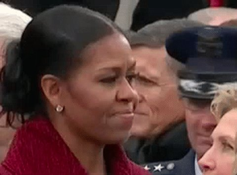 I feel you, Michelle. #inauguration https://t.co/jHxsdIl1y1