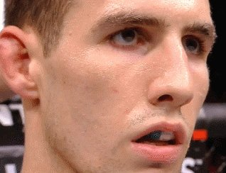 .@rory_macdonald 's emotional reaction to the call out from Paul Daley... #Bellator170 https://t.co/ZFFh3h1LPe