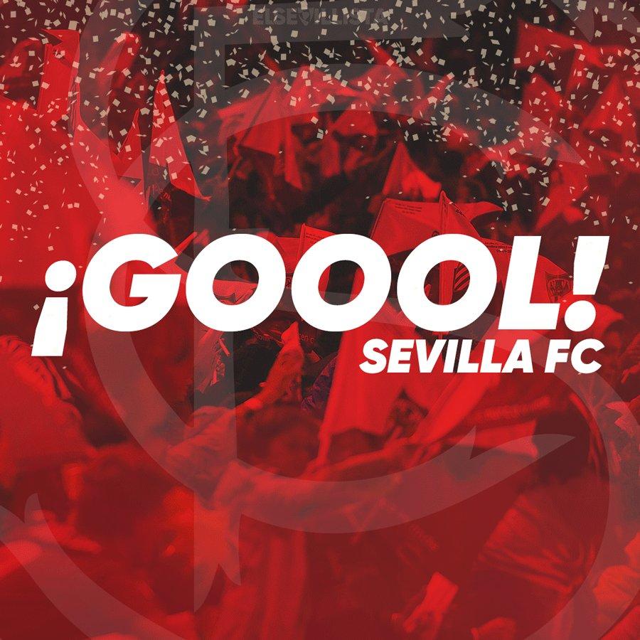 🕘(39') #OsasunaSevillaFC 1-1 #SFCDirecto ⚪️🔴| ¡¡GOOOOOOOOOOOOOOOOOOOOO...