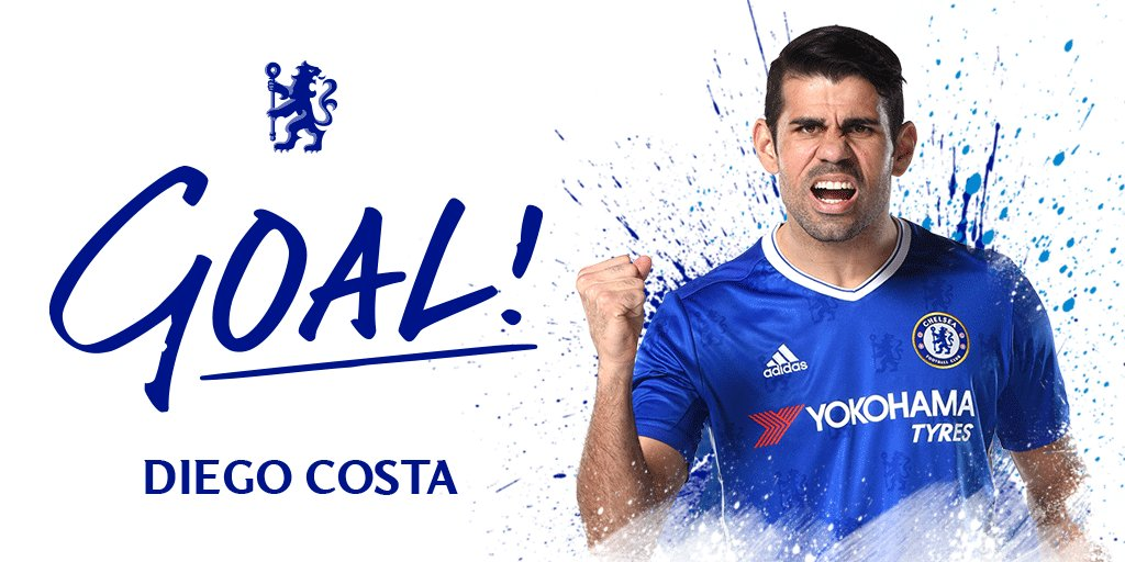 Chelsea 1 Hull 0 on 52 minutes. #CHEHUL https://t.co/wiMyhoEh9t