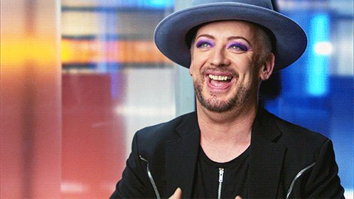 Are you Team @BoyGeorge? RETWEET to show your support! #CelebApprentice https://t.co/qyQNo5O6cF