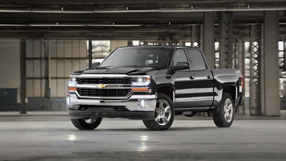 Manweiler Chevrolet On Twitter Some Jobs Just Need A Truck