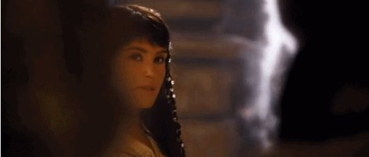 Happy Birthday to charming and talented Gemma Arterton! Here she is in Prince of Persia.