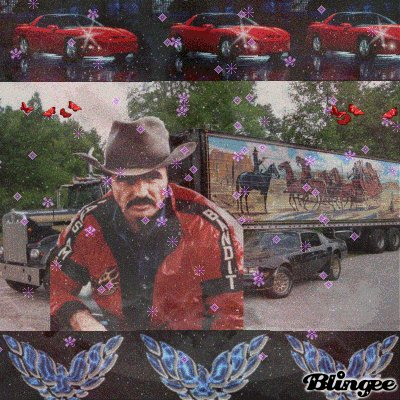 Happy Birthday to a real American Movie star  :   Burt Reynolds