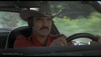 A happy 81st birthday to the legendary Burt Reynolds! Many happy returns, ya sumbitch.