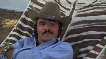 If anybody can put aging in it\s place, It\s Burt Reynolds. Happy Birthday Fella!