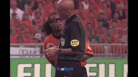 Happy 57th Birthday to Pierluigi Collina The greatest and most terrifying referee of all time