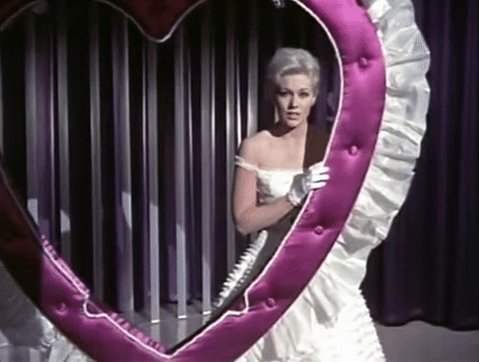 "Kim Novak-""I don\t feel that I was a Hollywood-created star.\"" Born Feb 13, 1933. Happy Birthday"