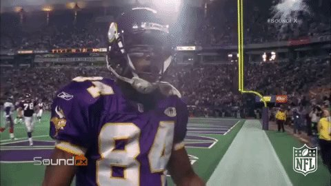 Happy Birthday to the greatest WR in NFL history, Randy Moss!