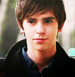 Happy Birthday to the incredible Freddie Highmore!!  Lots of love for you!