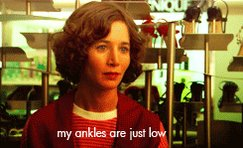 Happy Birthday to the low-ankled, American Indie Director/Actor/Screenwriter, Miranda July!