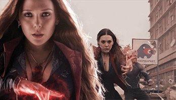 Happy birthday to the very own Scarlet Witch, Elizabeth Olsen!