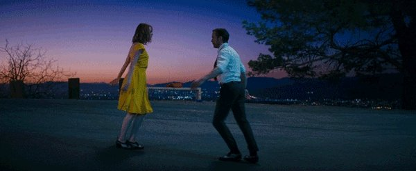 How #EmmaStone and @RyanGosling trained to dance in #LaLaLand https://...