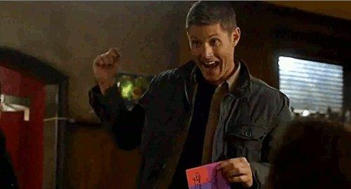 Happy birthday to Jensen Ackles