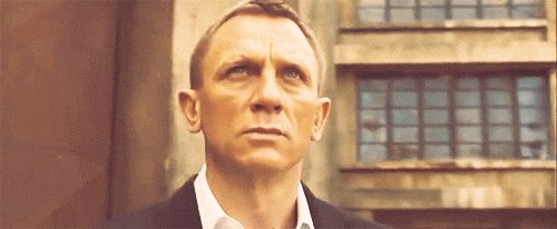 Happy Birthday Daniel Craig... I know you don\t have message but have a beautiful day bae