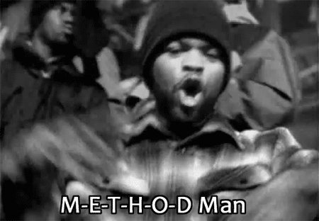 Today in 1971, Method Man was born. Happy birthday to a legend.