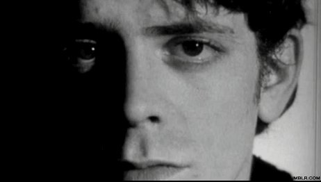 Happy birthday to the legendary Lou Reed, who would\ve been 75 years old today.